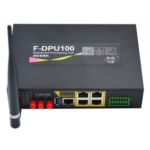 FDPU100 4 PORT 4G ROUTER + PROTOKOL GATEWAY